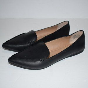 Steve Madden Feather Loafer Flat Size 8.5